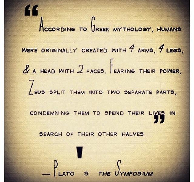 Greek mythology quote