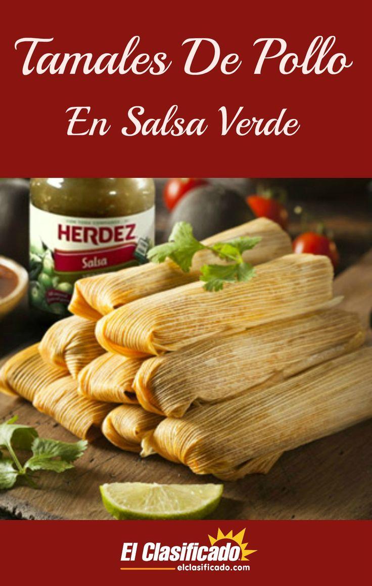 Dele la bienvenida al Año Nuevo con unos deliciosos tamales de pollo hechos en casa - See more at: http://articulos.elclasificado.com/recetas-y-menus/recetas-comida-mexicana/tamales-de-pollo-en-salsa-verde/#sthash.sw0adXCm.dpuf