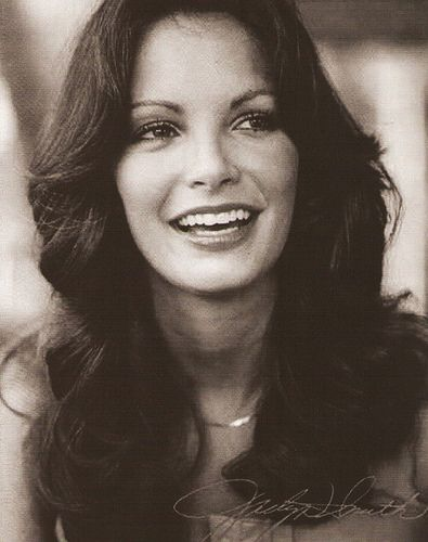 Jaclyn Smith...the chick I was named after