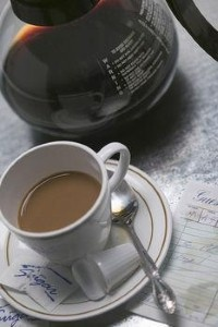 Caffeine can be answer for dry eyes