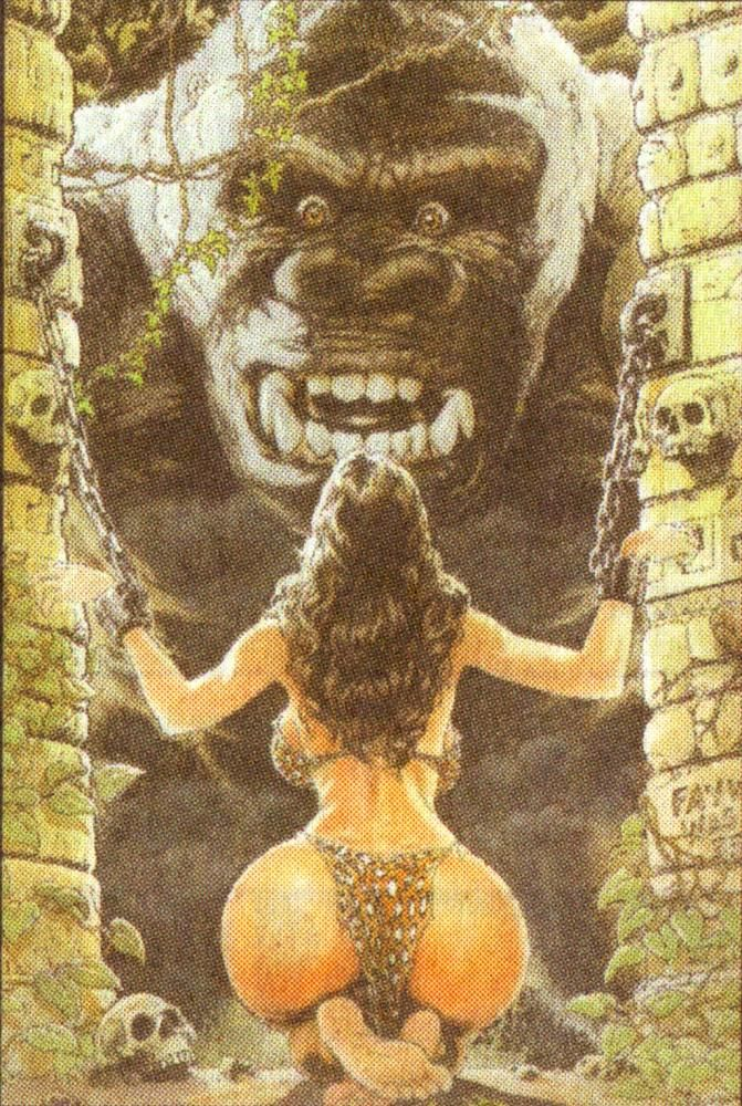 "As I said when it comes to "" KING KONG ART "" you know its going to be AWESOME !!"