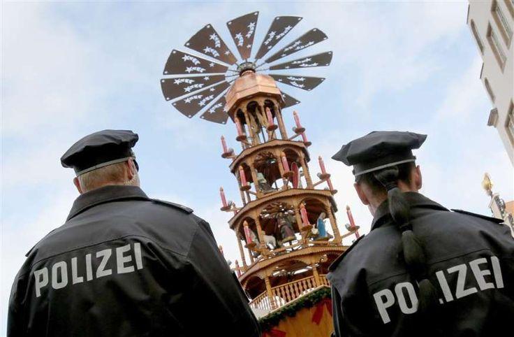Extra toezicht op Duitse kerstmarkten
