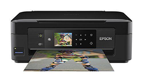 IMPRES 5  AMAZON   Epson Expression Home XP-432 - Impresora inyección de tinta multifunción, color negro