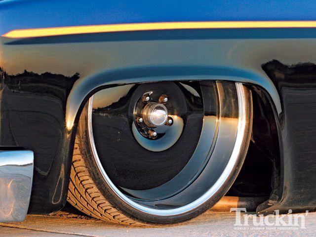 1986 Chevy C30 Crew Cab centerline Wheels
