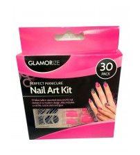 Nail art kit 30 pk