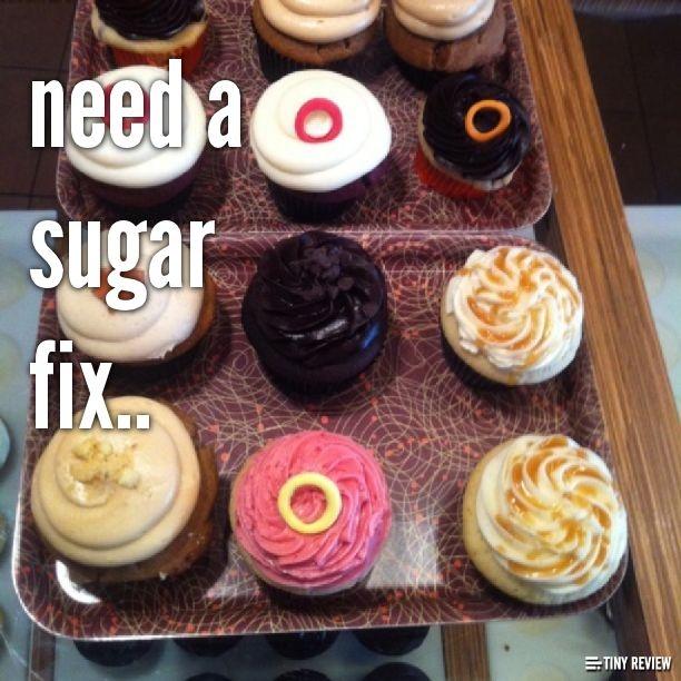 need a sugar fix..: Heavens Cupcakes, Cupcakes Rosa-Choqu