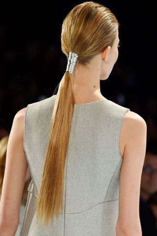 58 hairstyle ideas to try straight from the runways.