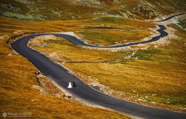The long road of marriage by Adrian Petrisor on 500px