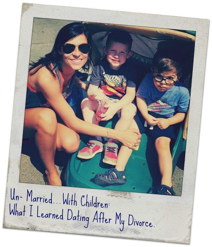 Dating with Kids After Divorce // knoxmomsblog.com