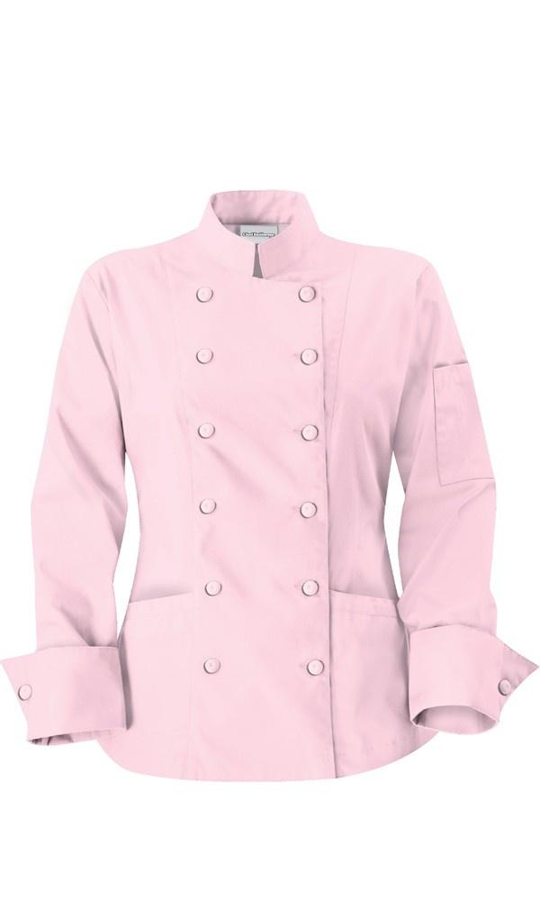 Women chef coats