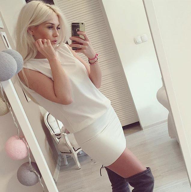 Sukienka THE ONE www.poqash.pl