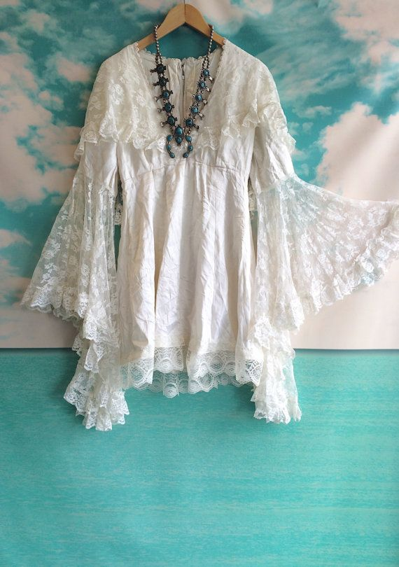 Reserved for 1712fairway soft white lace bell sleeve for Bell sleeve wedding dress