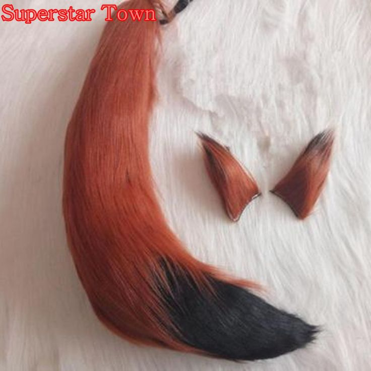 Best 25+ Wolf Ears And Tail Ideas On Pinterest