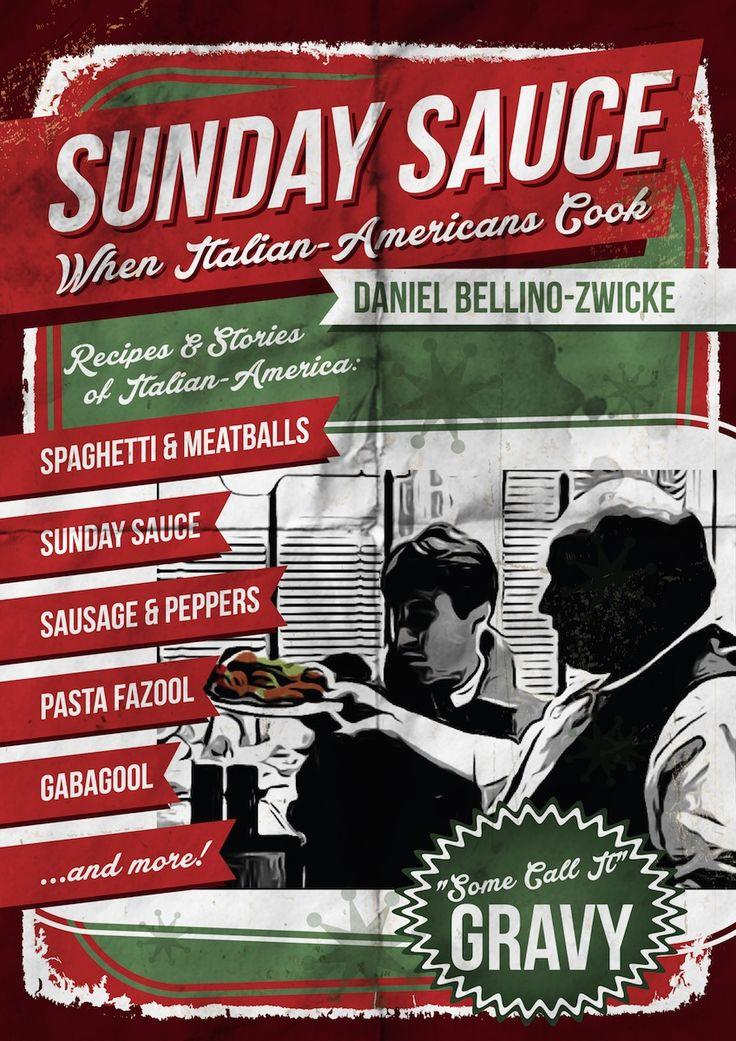SUNDAY SAUCE aka GRAVY On AMAZON at  http://www.amazon.com/SUNDAY-SAUCE-When-Italian-Americans-Cook-ebook/dp/B00I5D4CUS