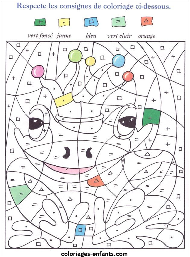 38 Best Images About Coloriage Magique On Pinterest Maya