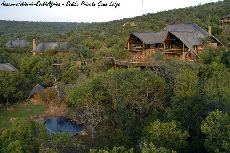 Vaalwater accommodation, Sediba Private Game Lodge.