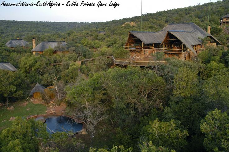 Vaalwater accommodation, Sediba Private Game Lodge.