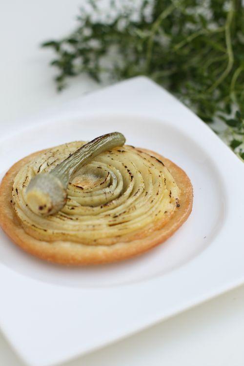 pizette à l'artichaut