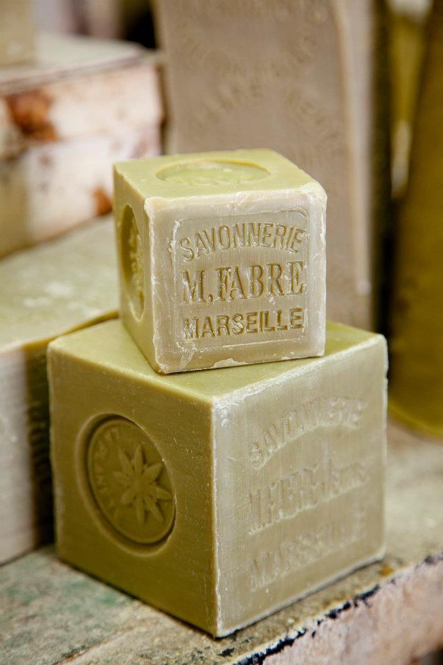 Savonnerie Marius Fabre, le véritable savon de Marseille traditionnel.