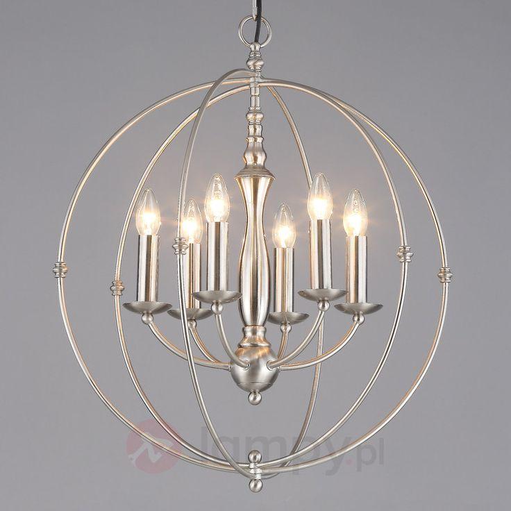 Piękna lampa wisząca MIGUEL bezpieczne & wygodne zakupy w sklepie internetowym Lampy.pl.