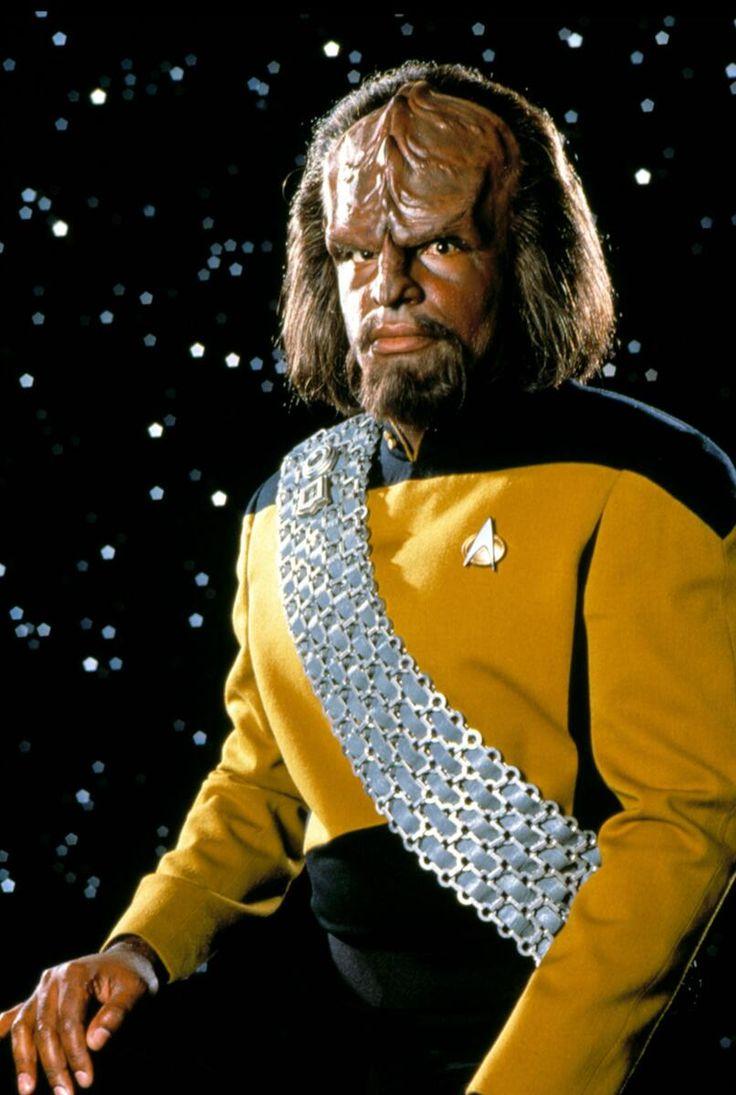 Klingone Worf