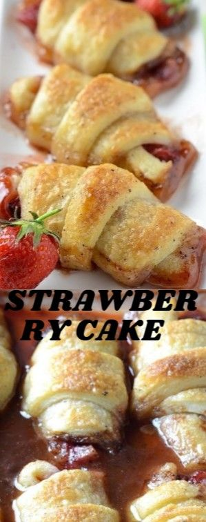 Strawberry cake  Strawberry Pasta served with a report of seasoner ice elite ins…
