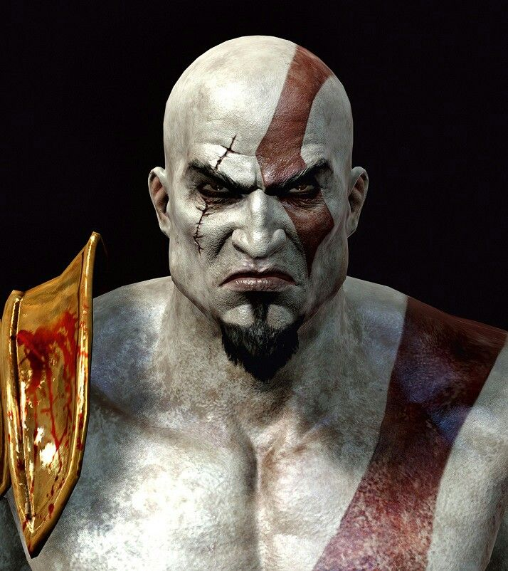 #Kratos #GodOfWar