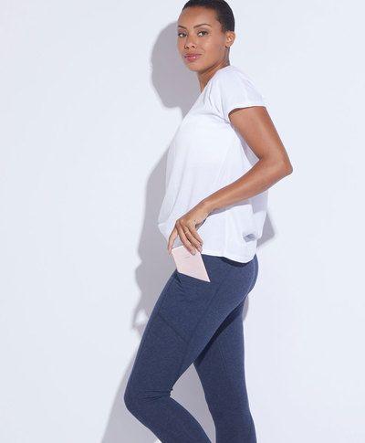 045693f678 pact organic cotton pocket terry legging