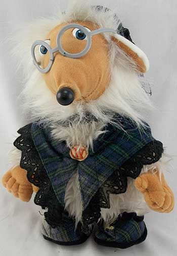 Learn about the Wombles of Wimbledon Common - Read the post here: http://www.smittenbybritain.com/the-wombles-the-tale-of-the-beloved-furry-eco-creatures-from-wimbledon-common/  Uncle Bulgaria © Paul Gifford