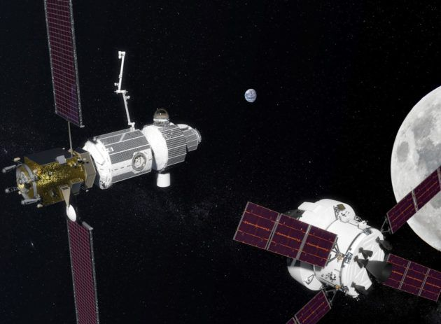 After the International Space Station get ready for NASAs Deep Space Gateway