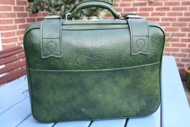 Vintage-matkalaukku