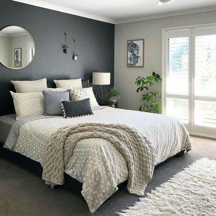 Cozy Master Bedroom Apartment Decorating Ideas