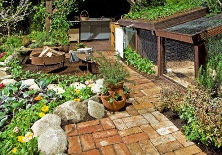 northwest backyard landscape ideas | Backyard Farm – Urban Agriculture in the Northwest