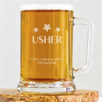 Usher Stern Tankard
