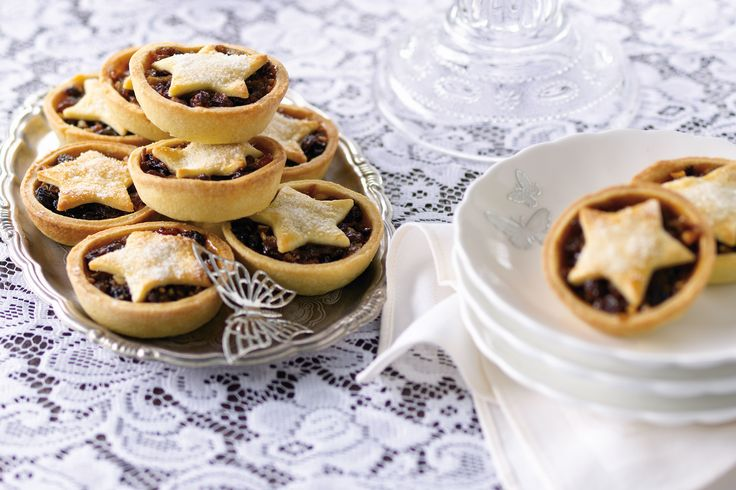 Keep the traditions of Christmas alive with these classic fruit pies.