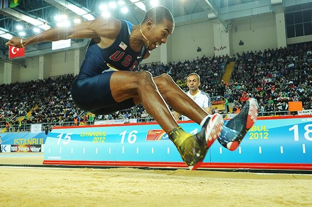 My Toughest Workout: Olympic Triple Jumper Christian Taylor