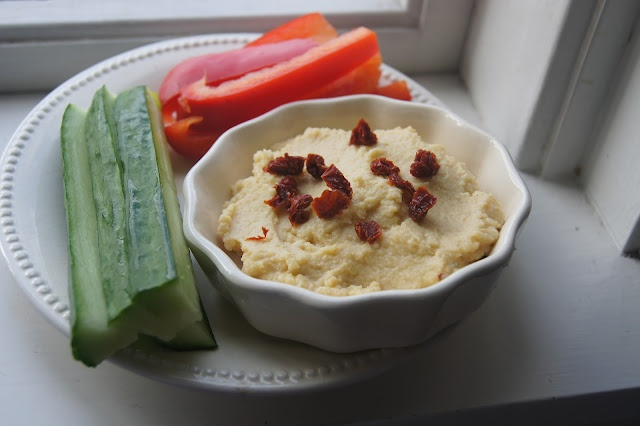 Basic Hummus Recipe | FOOD & DRINKS | Pinterest