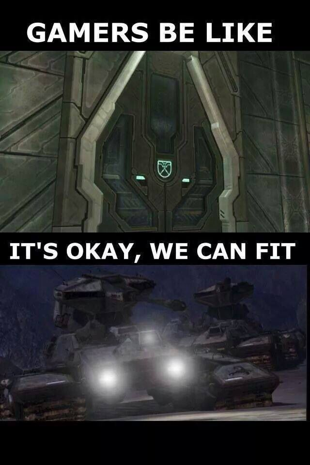 You can get a ghost in there, but probably not a tank. :) <----- shhh no it can work I promise