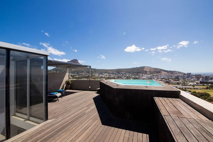 Entire home/apt in Cape Town, ZA. This large & modern
