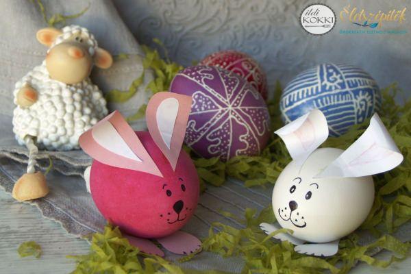 Ötletek húsvétra: 18 különleges tojásdíszítési technika – Életszépítők