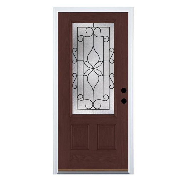 17 best ideas about fiberglass entry doors on pinterest for Therma tru double entry doors