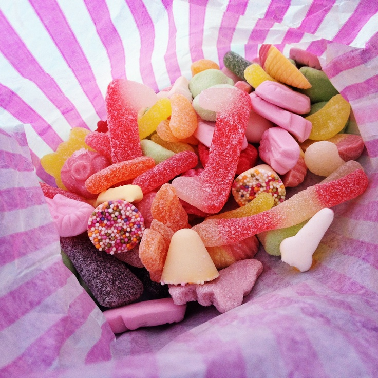 Pic n mix sweets