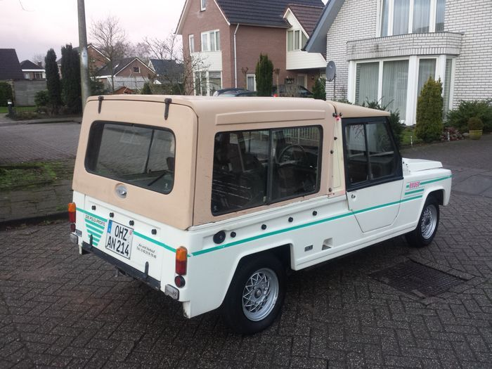 Renault Rodeo safari - 1978