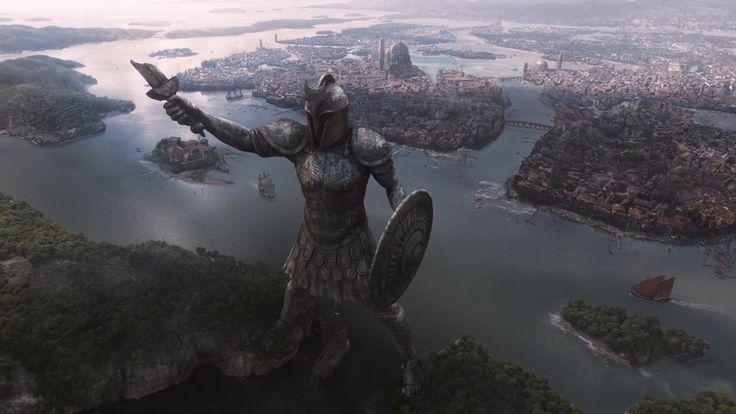 Game of Thrones, Season 4 – VFX making of reel on Vimeo