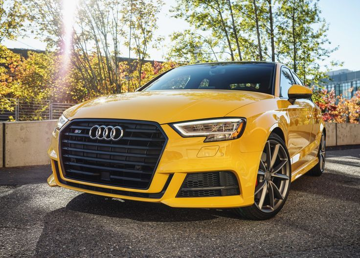 Volvo Las Vegas >> Feeling lucky? Vegas Yellow Audi S3 | Audi dealership ...