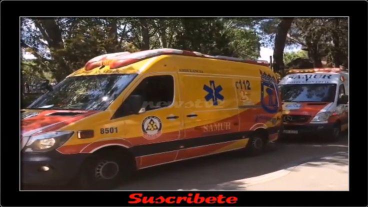 30 Heridos en un Accidente en el Parque de Atracciones de Madrid