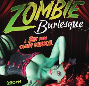 Zombie Burlesque Show Ticket Las Vegas - Promo Code RVT50 for 50% off Tickets…
