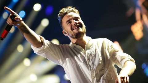 Liam Payne of One Direction performs at Staples Center on Dec. 4, 2015 in Los Angeles.
