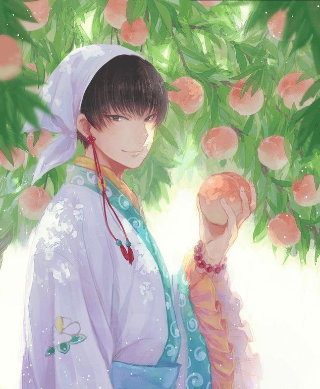 Hakutaku   Hoozuki no Reitetsu #anime