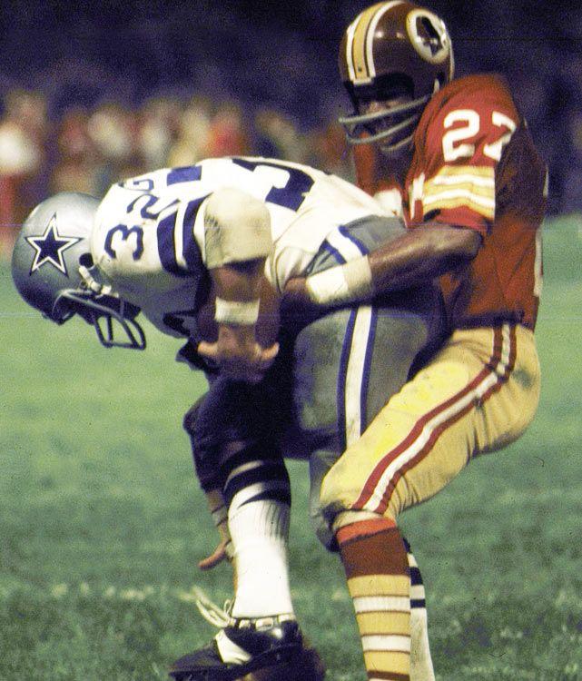 1973 DALLAS COWBOYS | Redskins+cowboys